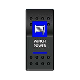 Тумблер Winch Power (тип A)