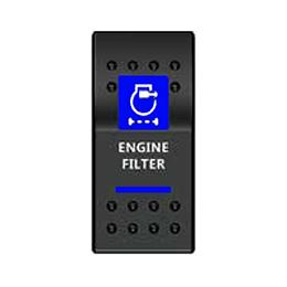 Тумблер Engine Filter (тип A)