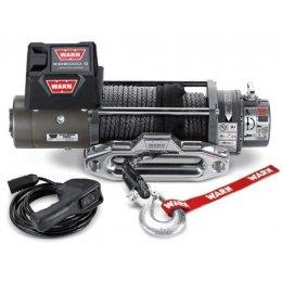 Электрическая лебедка Warn XD9000-s (синтетический трос)
