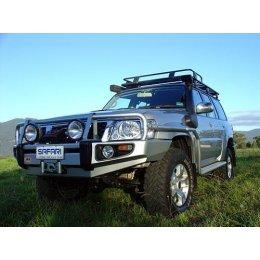 Шноркель Safari Nissan Patrol Y61 2004-2010