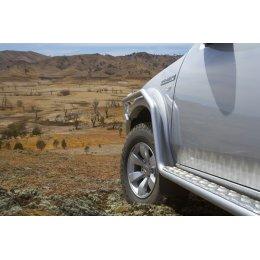 Силовые пороги с защитой крыла ARB Ford Ranger 2007-2009
