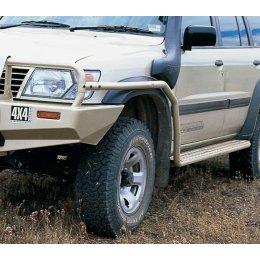Силовые пороги с защитой крыла ARB Nissan Patrol Y61 1997-2004