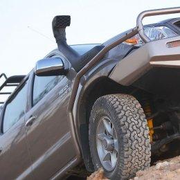 Боковая защита ARB Toyota Hilux 2011-2015