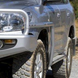 Силовые пороги с защитой крыла ARB Toyota LC 200 2007-2012
