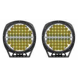 Комплект светодиодных фар 296Вт
