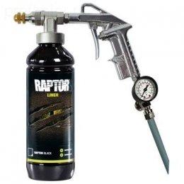 Профессиональный пистолет U-POL под Raptor и Gravitex