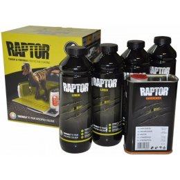 Колируемое защитное покрытие U-POL Raptor (4 литра)
