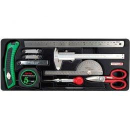 Набор мерительного инструмента GCAT1101 TOPTUL