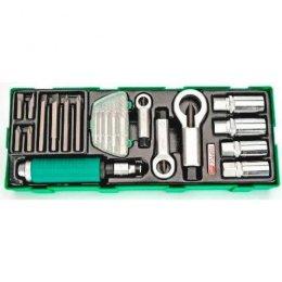 Набор инструмента комбинированный GTA2234 TOPTUL