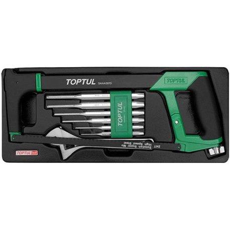 Набор инструмента комбинированный GCAT0801 TOPTUL