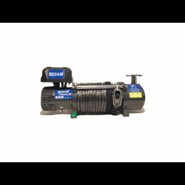 Электрическая лебедка Husar BST 10000 (синтетический трос)