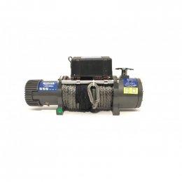 Электрическая лебедка Husar BST 12000 (синтетический трос)