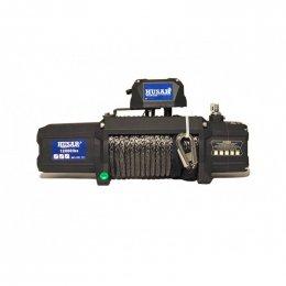 Электрическая лебедка Husar BST S 12000 (синтетический трос)