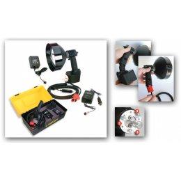 Комплект фары-искателя и светодиодного рабочего фонарика Light Force Enforcer