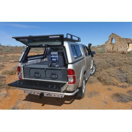 Комплект ящиков в багажник для Toyota Hilux