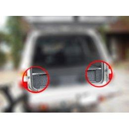 Боковая окантовка к ящикам Toyota LC 100
