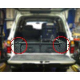 Боковая окантовка к ящикам Toyota LC 80