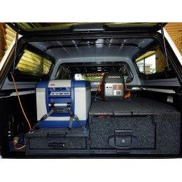 Комплект ящиков Outback Solutions в багажник для Mitsubishi L200