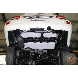 Топливный бак LONG RANGER 70l Toyota LC 200