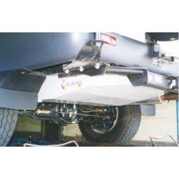 Топливный бак LONG RANGER 182l Toyota Land Cruiser 100
