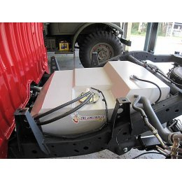 Топливный бак LONG RANGER 125l Mitsubishi L200 2006-2015
