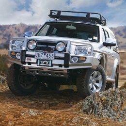 Силовой бампер ARB Delux Ford Ranger 2007-09