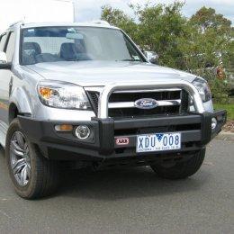 Силовой бампер ARB Sahara Ford Ranger 2009-11