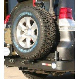 Выносной крепеж запаски правый Toyota LC Prado 150 2009-...