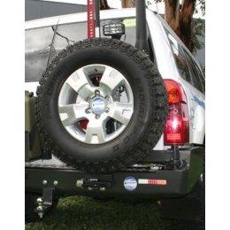 Выносной крепеж запаски правый Nissan Patrol Y61 1997-2010