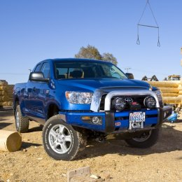 Силовой бампер ARB Sahara Toyota Tundra 2006-...