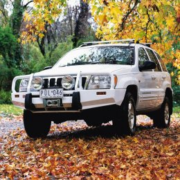 Силовой бампер ARB Delux Jeep Grand Cherokee 1999-04