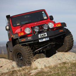 Силовой бампер ARB Delux Jeep Wrangler 1996-06