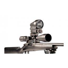 Тактический фонарь для охотничьего ружья Light Force PRED9X LED