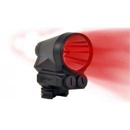Тактический фонарь для охотничьего ружья Light Force PRED9X-RED