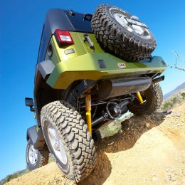 Задний силовой бампер ARB Jeep Wrangler 2007- ...