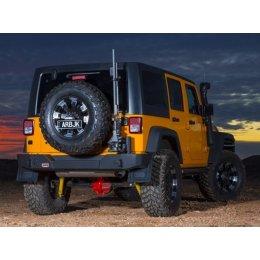 Задний бампер ARB Jeep Wrangler 2007- ... с калиткой