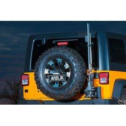 Выносной крепеж запаски Jeep Wrangler 2007- ...