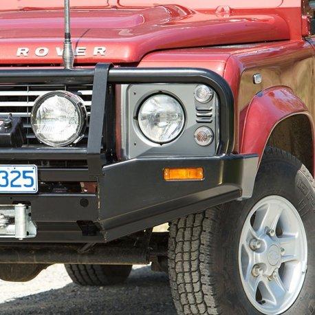 Силовой бампер ARB Delux Land Rover Defender 1983-08