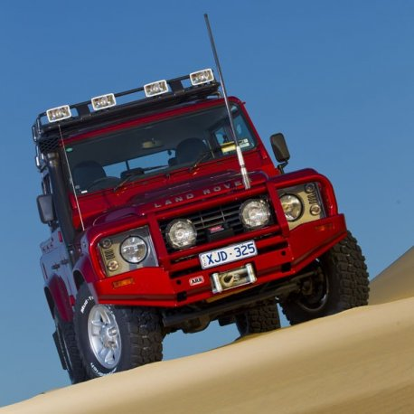 Силовой бампер ARB Delux Land Rover Defender 2009-...