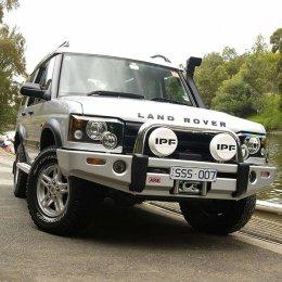 Силовой бампер ARB Sahara Land Rover Discovery 2003-05