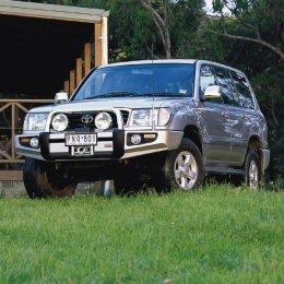 Силовой бампер ARB Sahara Toyota LC 100 2002-2007