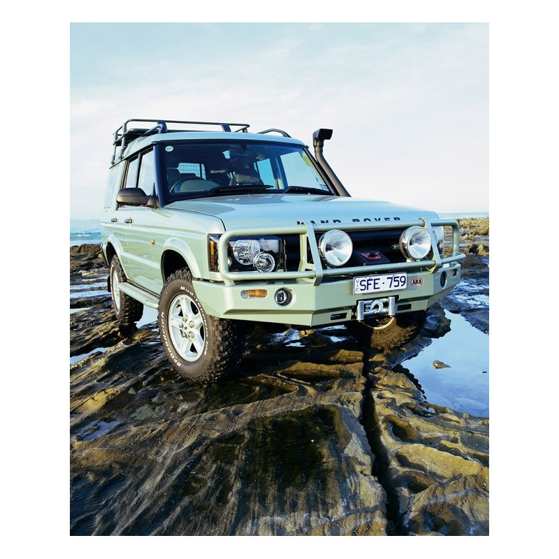 98 Land Rover Discovery: Силовой бампер ARB Delux Land Rover Discovery 2003-2005