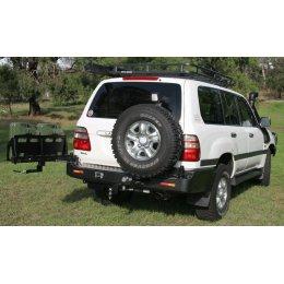 Задний бампер Kaymar Toyota Land Cruiser 105 1997-2007