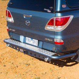 Задний силовой бампер ARB Delux Mazda BT-50 2011-...