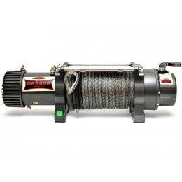 Электрическая лебедка Dragon Winch Highlander 12000HDs