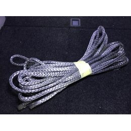 Удлинитель троса лебедки синтетический 9000кг (20 метров)