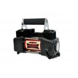 Портативный компрессор Dragon Winch DWK-S с фонарем