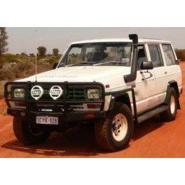 Шноркель Nissan Patrol K160