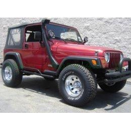 Шноркель Jeep Wrangler TJ/YJ 1996-2006