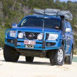 Силовой бампер ARB Delux Nissan Navara 2005-2015